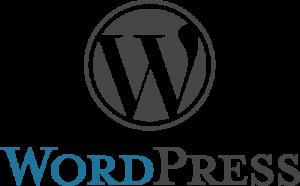 לוגו של בניית אתרים בוורדפרס